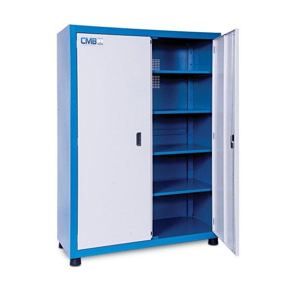 armário com prateleiras de aço reguláveis ARM 001