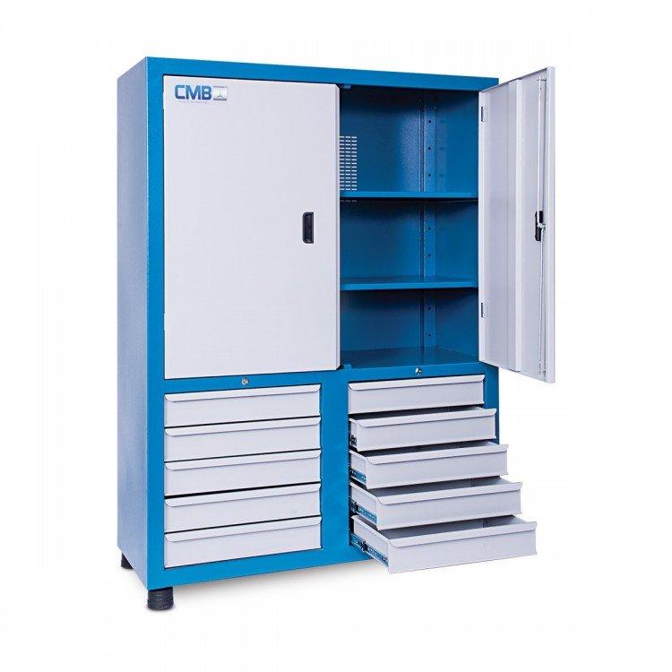 Armário de aço com gavetas para ferramentas ARM-003