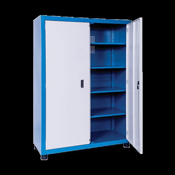 armário com prateleiras de aço reguláveis ARMPM01
