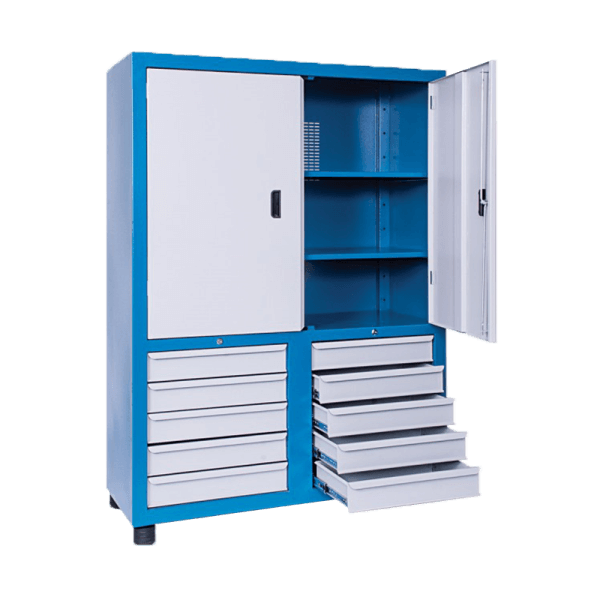 Armário de aço com gavetas para ferramentas ARMPM03