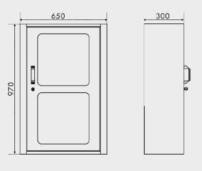 armário para ferramentas com gavetas 2 prateleiras e chapa perfurada medidas ARM-028