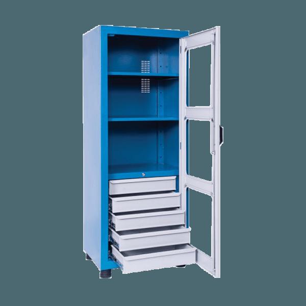 armário de aço com prateleira ARM 015