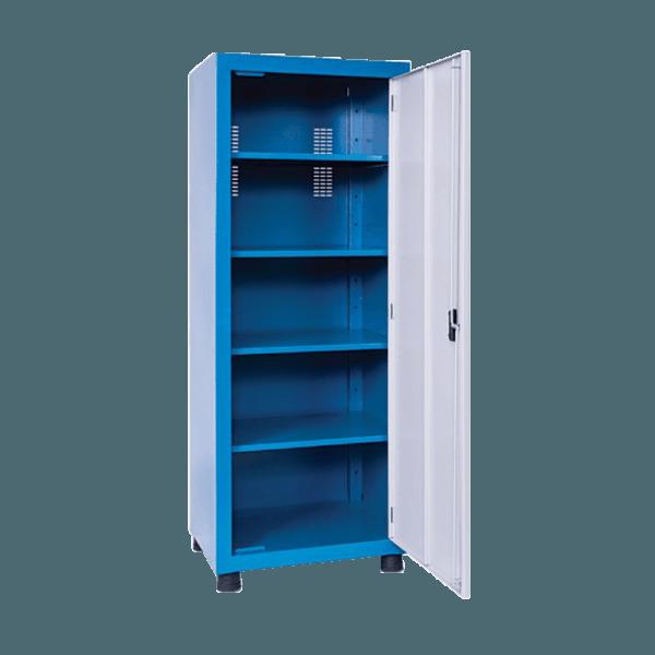 armário de aço com prateleiras ARM 011