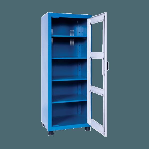 armário industrial com prateleiras reguláveis ARM 014