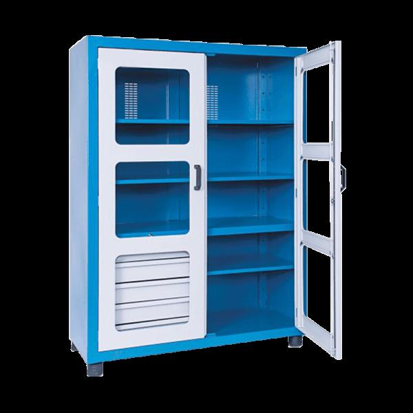 armário industrial para ferramentas com 5 gavetas ARM 007