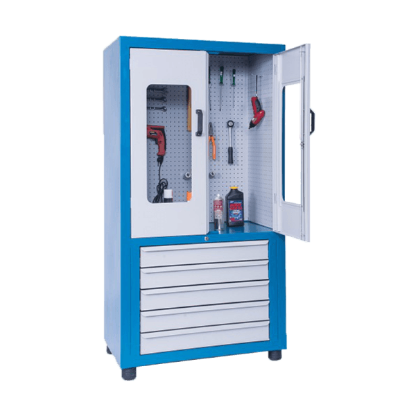 armário porta ferramentas com 5 gavetas ARM 022