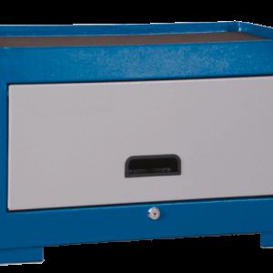 caixa para ferramentas com 1 porta retrátil BAU 605