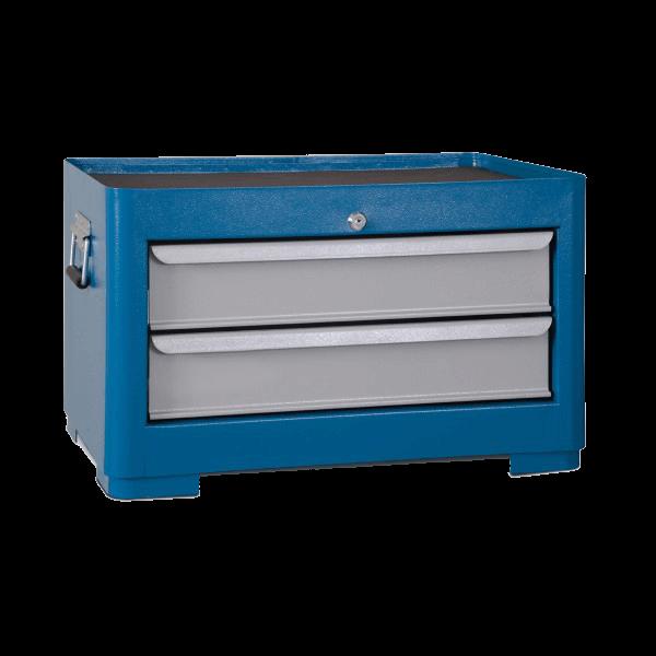 caixa para ferramentas com 2 gavetas BAU 602