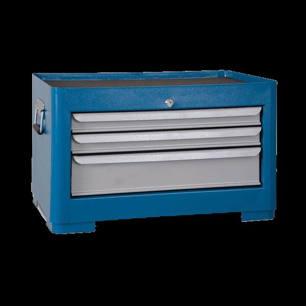caixa para ferramentas com 3 gavetas BAU 603