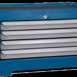 caixa para ferramentas com 4 gavetas BAUPM604