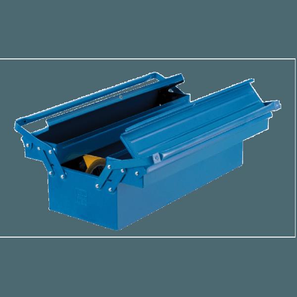 caixa para ferramentas sanfonadas 3 gavetas 100 BBAS
