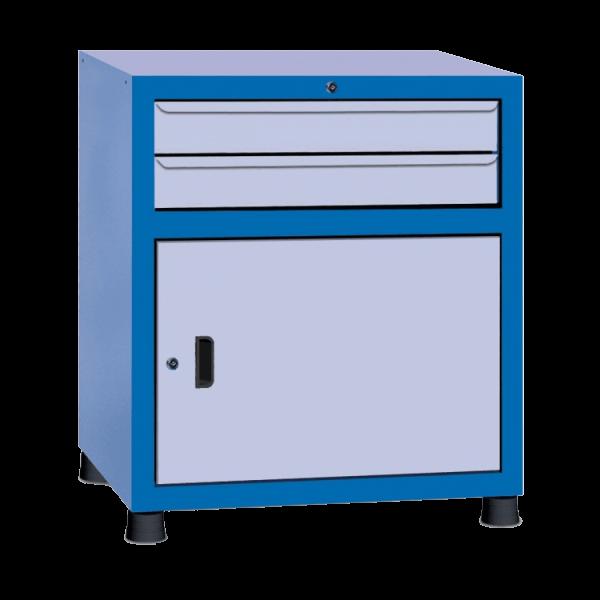 Gaveteiro para ferramentas com 1 porta GAVPM812