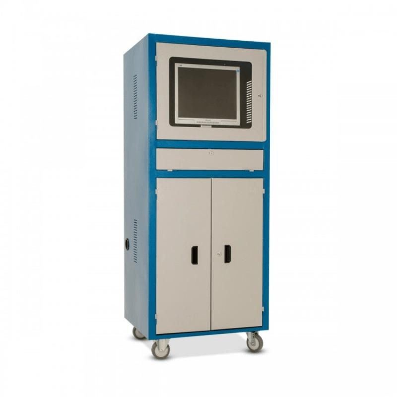 Rack industrial com porta de vidro RPCV 03
